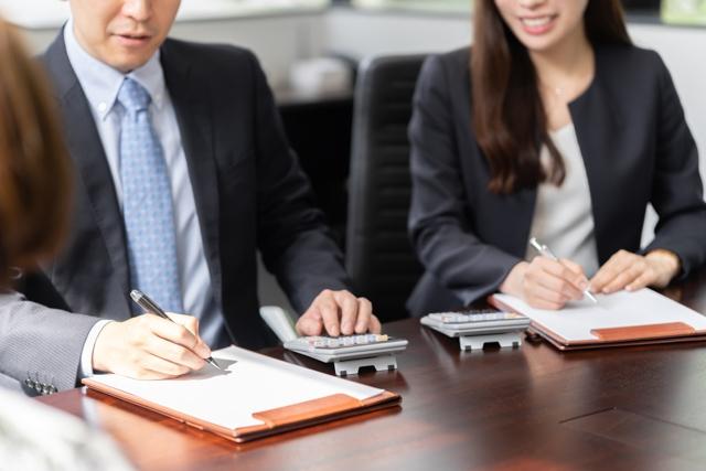 税理士との顧問契約